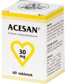 ACESAN 30mg x 60 tabletek