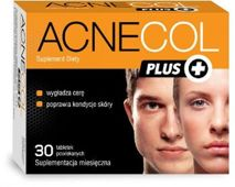 ACNECOL PLUS x 30 tabletek