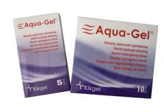 AQUA-GEL Opatrunek hydrożelowy 10 x 12 cm x 1szt.