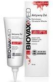 BIOVAXMED Aktywny żel stymulujący odrastanie włosów 100ml