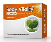 BODY VITALITY COMPLEX x 30 tabletek