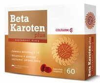 Beta Karoten Plus x 60 kapsułek
