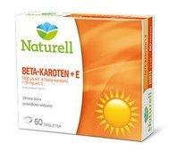 Beta Karoten + Witamina E x 60 tabletek
