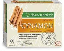 CYNAMON x 60 tabletek