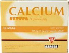 Calcium Espefa x 30 tabletek
