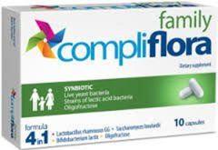 Compli Flora Family x 10 kapsułek