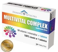 DOMOWA APTECZKA MULTIVITAL COMPLEX x 30 tabletek