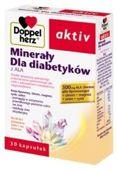 DOPPELHERZ Aktiv Minerały dla diabetyków x 30 kaps.