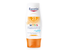 EUCERIN SUN KIDS Mleczko ochronne SPF25 z mikropigmentami 150ml