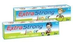 EXTRASTRONG JUNIOR Żel 40g