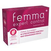 Femma Expert Control x 60 tabletek - data ważności 31-08-2017