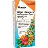 Floradix Wapń i Magnez płyn 250ml