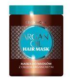 GLYSKINCARE Maska do włosów z olejkiem arganowym 300ml