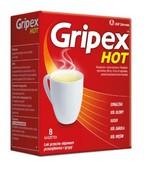 GRIPEX HotActiv x 8 saszetek