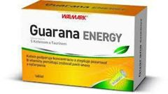 GUARANA ENERGY x 30 tabletek