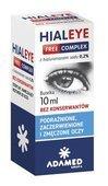 Hialeye Free Complex krople do oczu bez konserwantów 10ml