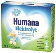 Humana Elektrolit smak koperkowy x 12 saszetek