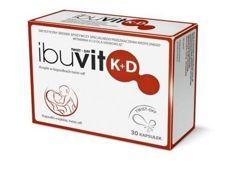 IBUVIT K+D x 30 kapsułek twist-off