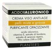 KREM Oczyszczająco-matujący z koncentratem kwasu hialuronowego opóźniający efekty starzenia 50 ml