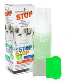 LICESTOP szampon w piance do zwalczania wszy i gnid 165ml
