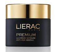 LIERAC Premium Jedwabisty krem przeciwstarzeniowy 50ml
