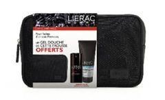 LIERAC Zestaw Homme Premium Emulsja przeciwzmarszczkowa 40ml + żel pod prysznic 200ml w prezencie