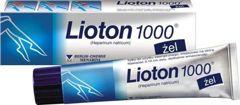 LIOTON 1000 żel 50g