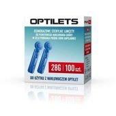 Lancet Optilets x 100 sztuk