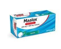 MAALOX x 20 tabletek