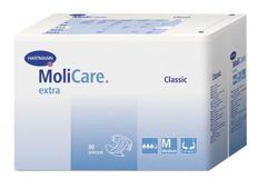 MOLICARE CLASSIC EXTRA NEW Pieluchomajtki Nr 2 M x 30 sztuk
