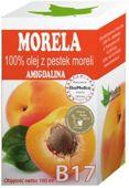 MORELA 100% olejek z pestek moreli Amigdalina B17 100ml
