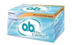 OB PROCOMFORT SUPER x 32 tampony