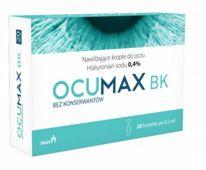 OCUMAX BK 0,4% nawilżające krople do oczu 10ml