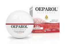 OEPAROL ELIFTANCE Krem-Lift modelujący z lipo-peptydami 50ml dla skóry suchej