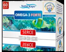 OMEGA-3 Forte x 60 kapsułek