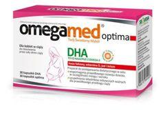 OMEGAMED OPTIMA x 30 DHA+30 kapsułek Optima