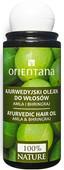 ORIENTANA Ajurwedyjski olejek do włosów Amla i Bhringraj 105ml