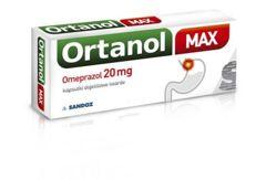 ORTANOL MAX 20mg x 7 kapsułek