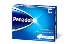 PANADOL x 24 tabletki