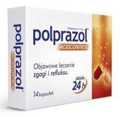 POLPRAZOL Acidcontrol 10mg x 14 kaps.