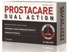PROSTACARE Dual Action x 30 tabletek