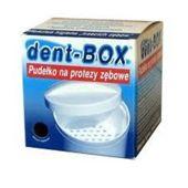 PUDEŁKO NA PROTEZY ZĘBOWE Med-Box Dent x 1szt.
