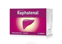 RAPHATENAL x 30 tabletek