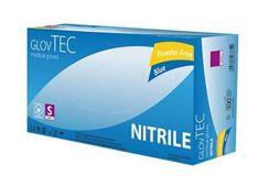 RĘKAWICE Nitrile S x 100 sztuk GlovTec