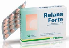 RELANA Forte x 20 tabletek