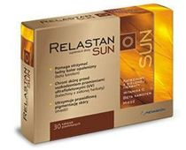 RELASTAN SUN x 30 tabletek