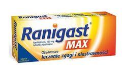 Ranigast Max x 30 tabletek
