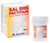SAL EMS Factitium x 40 tabl. musujących