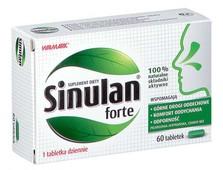 SINULAN FORTE x 60 tabletek