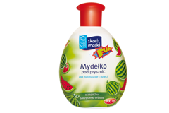 SKARB MATKI Mydełko pod prysznic o zapachu soczystego arbuza 300ml
